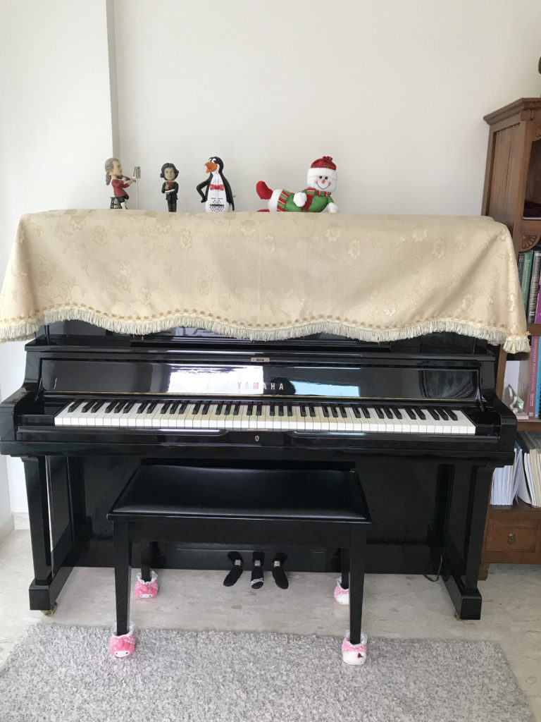 Piano lessons singapore - Adeline Yeo Piano Studio