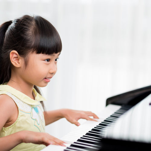 Piano Lessons for Kids - Adeline Yeo Piano Studio Singapore