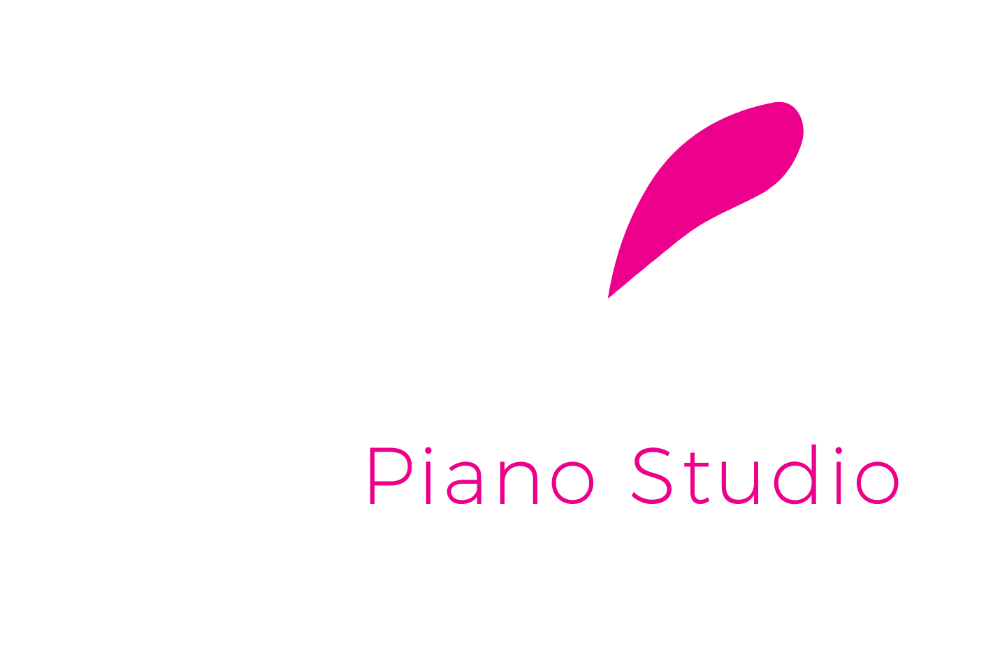 Piano lessons for kids & adults in Singapore - Adeline Yeo Piano Studio White Logo